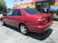 Ruby Red Pearl - Accord SE Sedan Photo No. 9