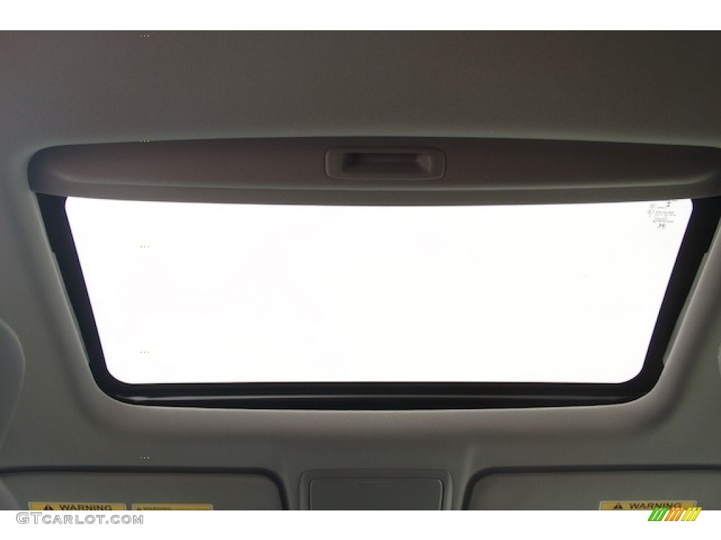 2017 CR-V Touring - White Diamond Pearl / Black photo #13