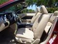 2007 Ford Mustang Medium Parchment Interior Interior Photo