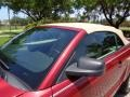 2007 Redfire Metallic Ford Mustang V6 Premium Convertible  photo #57