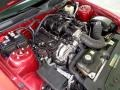 2007 Redfire Metallic Ford Mustang V6 Premium Convertible  photo #87