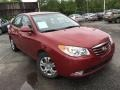 2010 Apple Red Pearl Hyundai Elantra GLS #120730619