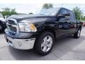 Brilliant Black Crystal Pearl - 1500 Big Horn Crew Cab Photo No. 1