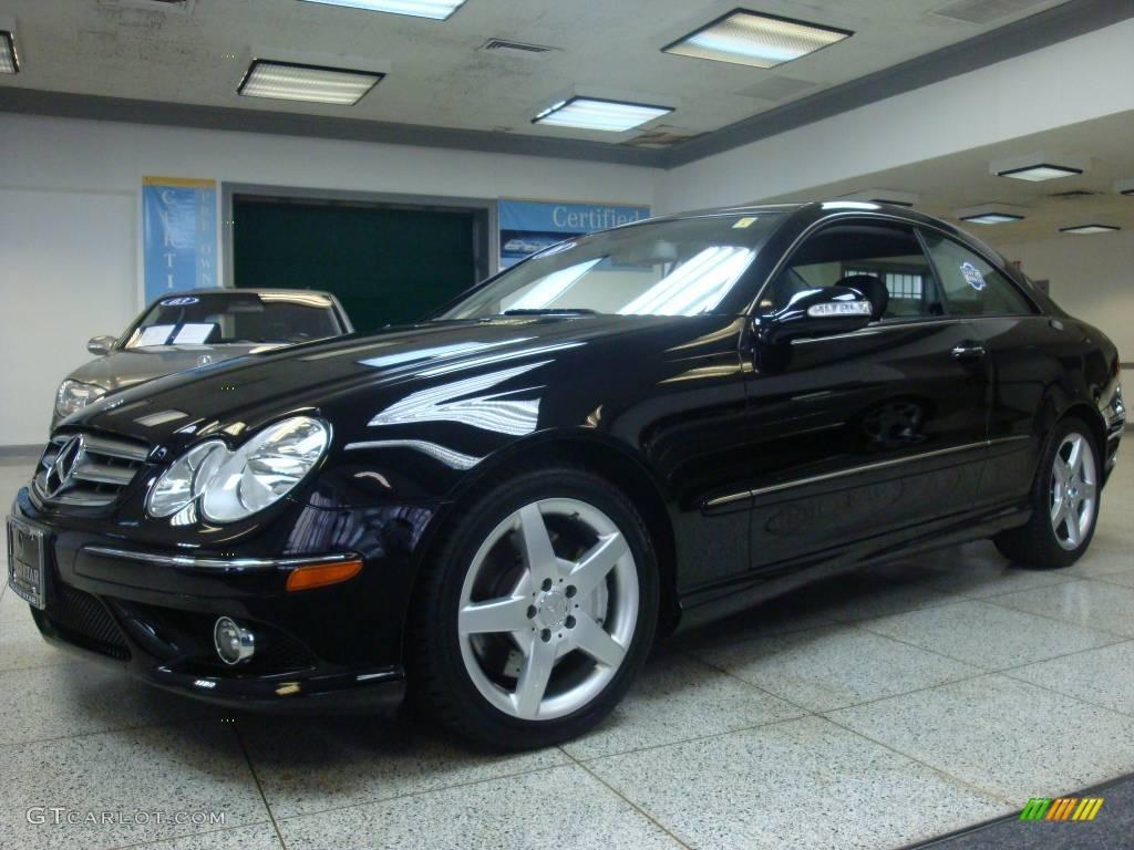 2008 black mercedes benz clk 350 coupe 12035657 for 2008 mercedes benz clk350
