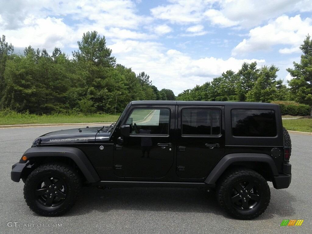 2017 black jeep wrangler unlimited sport 4x4 120730540 photo 15 car color. Black Bedroom Furniture Sets. Home Design Ideas