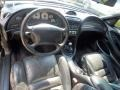 1997 Ford Mustang Dark Charcoal Interior Dashboard Photo