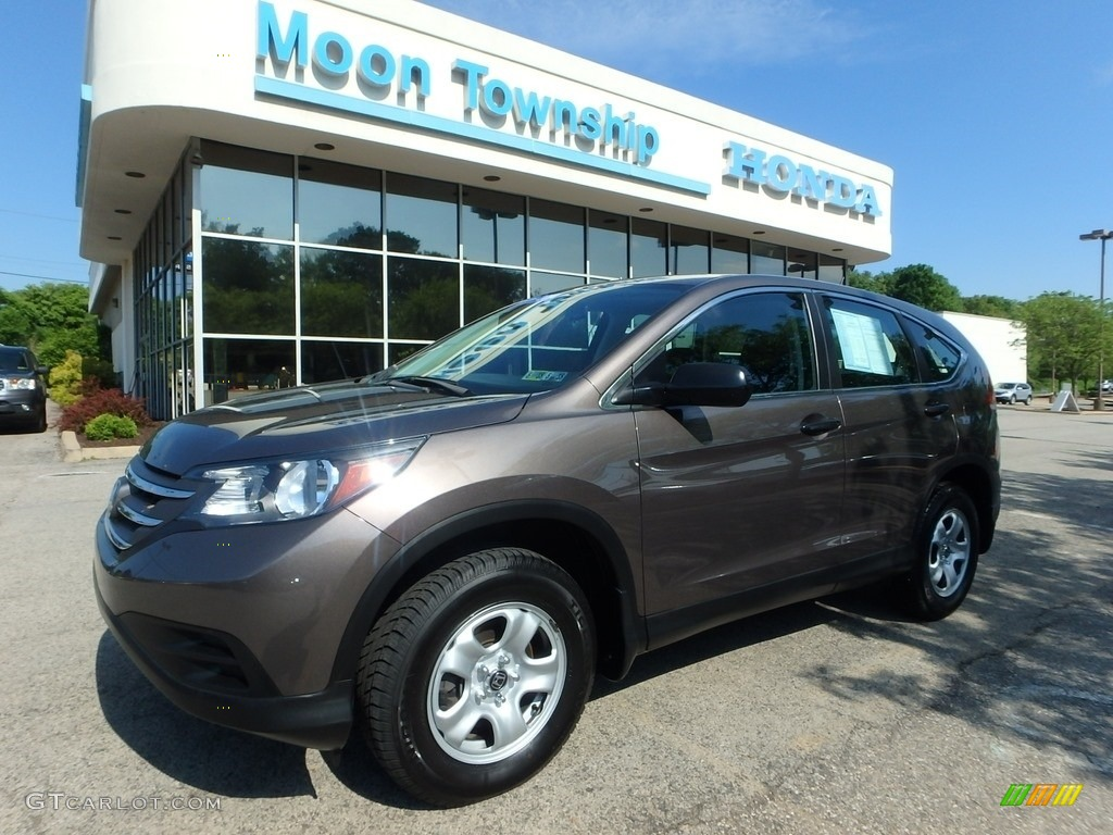 Urban Titanium Metallic Honda CR-V