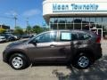 2014 Urban Titanium Metallic Honda CR-V LX AWD  photo #2