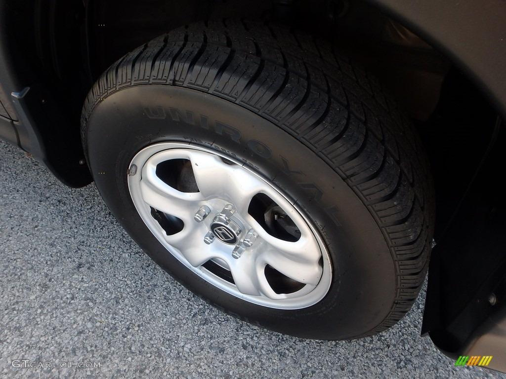 2014 CR-V LX AWD - Urban Titanium Metallic / Black photo #10