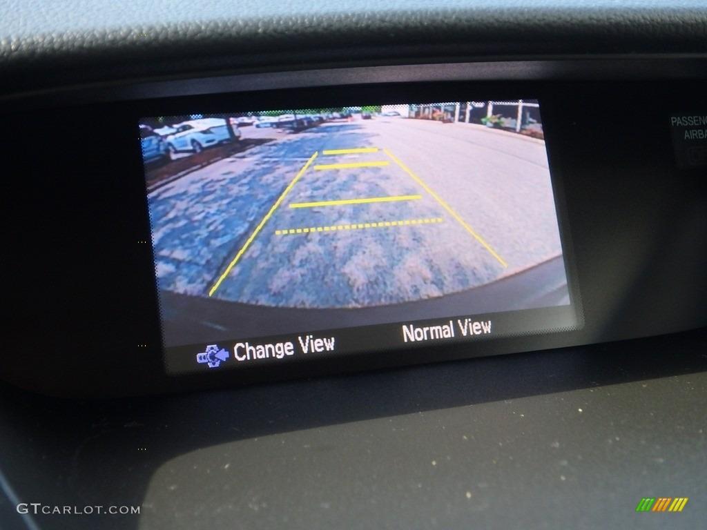 2014 CR-V LX AWD - Urban Titanium Metallic / Black photo #25