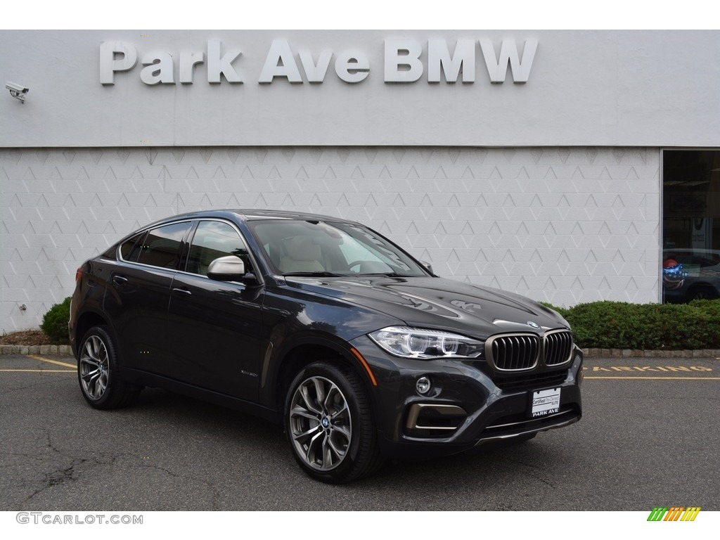 2017 Dark Graphite Metallic BMW X6 XDrive50i 120749272