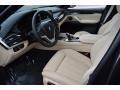 2017 X6 xDrive50i Canberra Beige/Black Interior