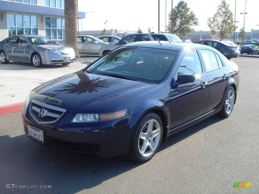 2004 Abyss Blue Pearl Acura Tl 3 2 1203324 Gtcarlot Com Car Color Galleries