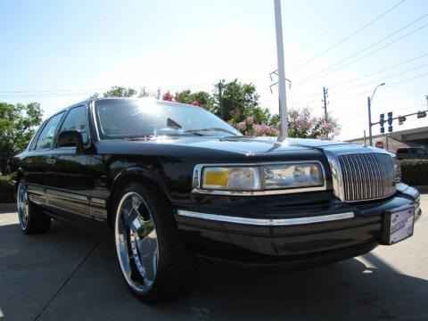 1997+lincoln+town+car+for+sale