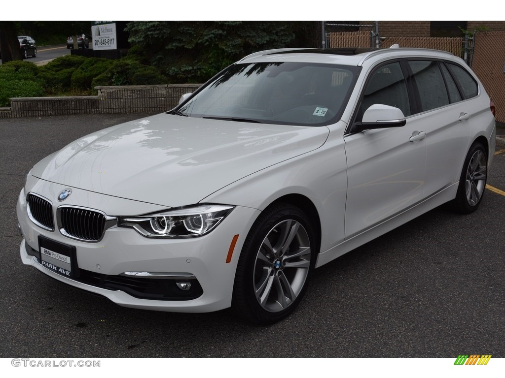 2017 alpine white bmw 3 series 330i xdrive sports wagon. Black Bedroom Furniture Sets. Home Design Ideas