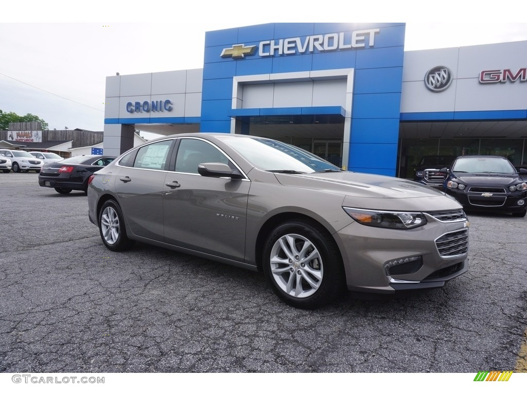 2017 Pepperdust Metallic Chevrolet Malibu LT #120774020 ...