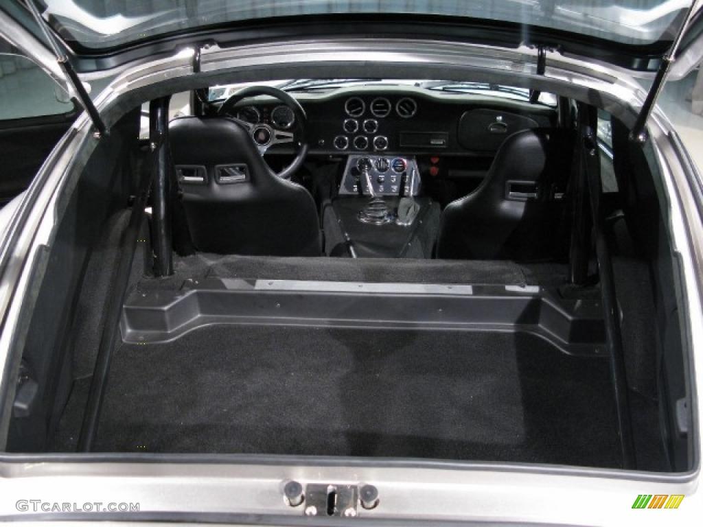 Cobra Daytona Coupe Trunk