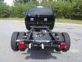 Brilliant Black Crystal Pearl - 5500 Tradesman Regular Cab 4x4 Chassis Photo No. 8