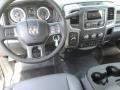 Brilliant Black Crystal Pearl - 5500 Tradesman Regular Cab 4x4 Chassis Photo No. 21