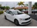 2017 Pure White Volkswagen Jetta SE #120852116