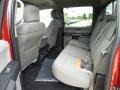 Earth Gray Rear Seat Photo for 2017 Ford F150 #120864410