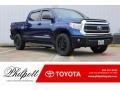 2014 Blue Ribbon Metallic Toyota Tundra SR5 Crewmax  photo #1