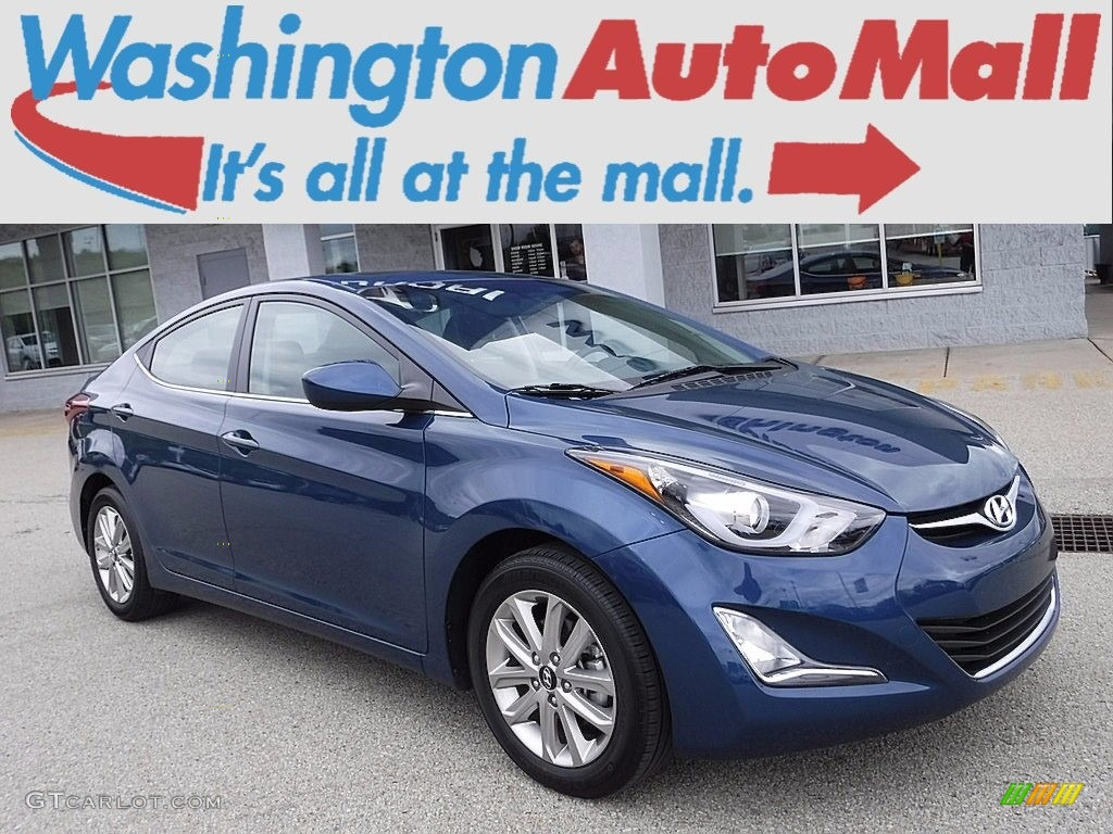 2015 lakeside blue hyundai elantra se sedan 120883276. Black Bedroom Furniture Sets. Home Design Ideas