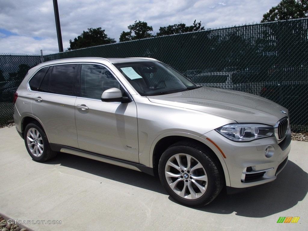 Mineral Silver Metallic BMW X5