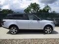 2017 Yulong White Metallic Land Rover Range Rover Supercharged LWB  photo #2