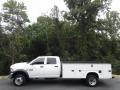 Bright White 2017 Ram 5500 Tradesman Crew Cab Chassis