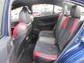Carbon Black Rear Seat Photo for 2015 Subaru WRX #120932164
