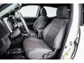 Black 2017 Toyota Tacoma Interiors