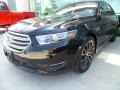 Shadow Black 2017 Ford Taurus SEL