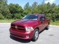 2012 Deep Cherry Red Crystal Pearl Dodge Ram 1500 ST Quad Cab  photo #2
