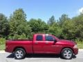 2012 Deep Cherry Red Crystal Pearl Dodge Ram 1500 ST Quad Cab  photo #5
