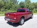 2012 Deep Cherry Red Crystal Pearl Dodge Ram 1500 ST Quad Cab  photo #6