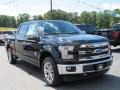 Shadow Black - F150 King Ranch SuperCrew 4x4 Photo No. 7