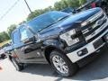 Shadow Black - F150 King Ranch SuperCrew 4x4 Photo No. 38