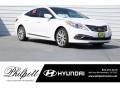 Diamond White Pearl 2017 Hyundai Azera Limited