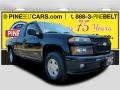 Black 2005 Chevrolet Colorado LS Extended Cab 4x4
