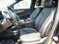 Front Seat of 2017 MKX Select AWD