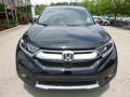 2017 Crystal Black Pearl Honda CR-V EX AWD  photo #6