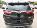 2017 Crystal Black Pearl Honda CR-V EX-L AWD  photo #3