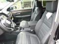 2017 Crystal Black Pearl Honda CR-V EX-L AWD  photo #9