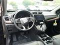 2017 Crystal Black Pearl Honda CR-V EX-L AWD  photo #11