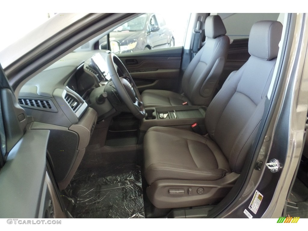 2018 Pacific Pewter Metallic Honda Odyssey Touring 121085879 Photo 8 Car