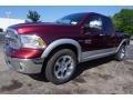 Delmonico Red Pearl 2017 Ram 1500 Laramie Quad Cab