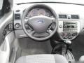 2005 Pitch Black Ford Focus ZX4 SE Sedan  photo #6