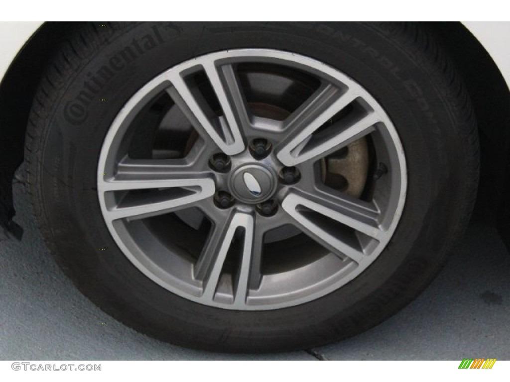 2011 Mustang V6 Premium Coupe - Performance White / Stone photo #4