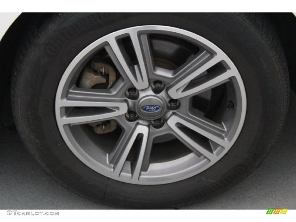 2011 Mustang V6 Premium Coupe - Performance White / Stone photo #10